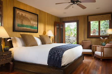 Spacious Rooms, Suites & a Cottage