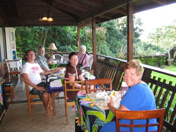 Hale Maluhia Country Inn (house of peace) Kailua-Kona,  North Kona District Bed & Breakfast Inns